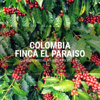 Colombia Finca El Paraiso Lima