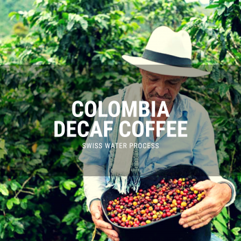 colombia decaf coffee swiss water process